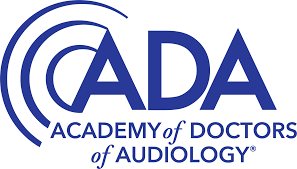 academy of doctors of audiology logo footer