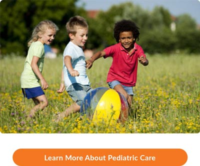infant or child hearing care