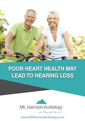 mha poor heart health hearing loss