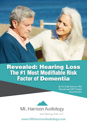 mha untreated hearing loss dementia